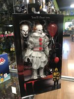 NECA IT Pennywise Clothed Figure