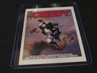CREEPY #81 HORROR MAGAZINE NM TRADING CARD COLLECTIBLE FREE SHIPPING CANADA USA