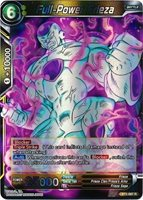 Dragon Ball Super TCG Full-Power Frieza BT1-087 R rare