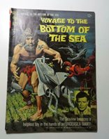 6 VOYAGE TO BOTTOM OF THE SEA GOLD KEY COMICS #'S 4 5 9 10 15 16 GOOD TO FINE