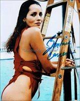 Barbara Carrera *James Bond, Never Say Never Again (A)* Hand Signed 10x8 Photo