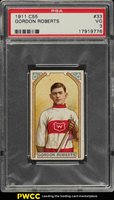 1911 C55 Hockey Gordon Roberts #33 PSA 3 VG (PWCC)
