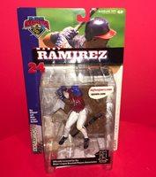 Manny Ramirez McFarlane Big League MLB Action Figure 2000 original Series 1
