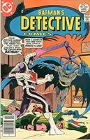 DETECTIVE COMICS / Issue #468 VF- DC