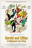 Harold and Lillian: A Hollywood Love Story 2017 U.S. One Sheet Poster