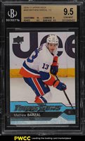 2016 Upper Deck Young Guns Mathew Barzal ROOKIE RC #458 BGS 9.5 GEM MINT (PWCC)