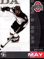 2001-02 Ohio State Buckeyes #10 Scott May