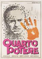 Citizen Kane R1966 Italian Due Fogli Poster