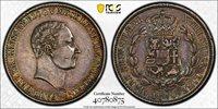1840 German States MECKLENBURG-SCHWIRIN 2/3Thaler Coin Paul Friedrich PCGS XF-45