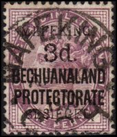 Lot id: 3904 - Cape Of Good Hope Mafeking Seige Sc 173 SG12 Baden - PowellBaden Powell Boer War