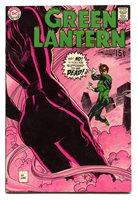 GREEN LANTERN 73 Dec-69