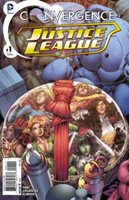 Convergence Justice Leage #1 9.2 (NM-)