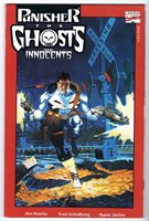 Punisher: The Ghosts of Innocents Book 2, Near Mint Minus Condition
