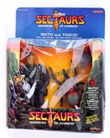 Skito with Toxcid Sectaurs MIB C-6