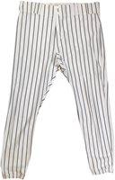Brian McCann Pinstripe Pants - NY Yankees 2014 Season Team Issued #34 Pinstripe Pants (HZ474968)