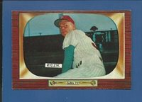 1955 Bowman # 111 Steve Ridzig - Phillies - EX+/MT - Additional ship free