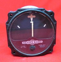 Canada WWII, Bendix Radio RCAF Gauge