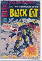 BLACK CAT 63 October 1962. Int has no missing pages. Giants. Reprints. Black Cat app. Origin Black Kitten.
