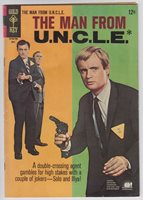 L6617: The Man from UNCLE #12, Vol 1, F/VF Condition