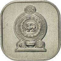 Sri Lanka, 5 Cents, 1978, MS(65-70), Aluminum, KM:139a