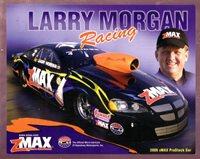 Larry Morgan Nhra Hero Card