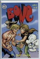 BONE 7 DECEMBER; 1992; 2ND Print.