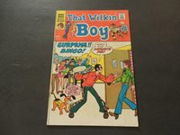 That Wilkin Boy #5 Oct 1969 Silver Age Silliness From Archie Comics ID:16169
