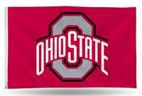 Ohio State Buckeyes 3x5 NCAA Banner Flag with grommets for hanging
