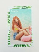 """K-POP TWICE Mini Album """"SUMMER NIGHTS"""" OFFICIAL CHAYOUNG PHOTOCARD"""
