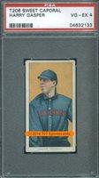 1910 T206 Harry Gasper PSA 4 (2133) Sweet Caporal 350 30