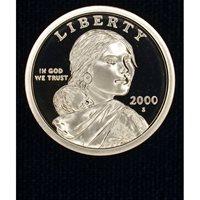$1 One Dollar 2000 S SAC PR69 DCAM brilliant choice