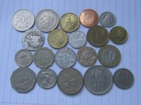 Lot of 20 world coins #48 (Free combined shipping!!!)
