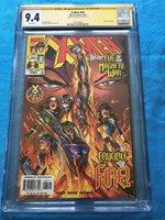 X-Men #85 - Marvel - CGC SS 9.4 NM - Signed by Joe Kelly