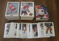 4 1990's HOCKEY SETS - ALL STAR - OPC - CLASSIC DRAFT PICKS - OPC PREMIER