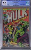 Incredible Hulk #181 Marvel 1974 1st full app. Wolverine