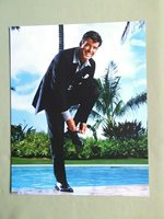 PIERCE BROSNAN - ACTOR - FILM STAR - 1 PAGE PICTURE- CLIPPING/CUTTING