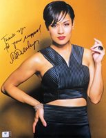 Grace Gealey Signed Autographed 11X14 Photo Emire Anika Calhoun GV801455