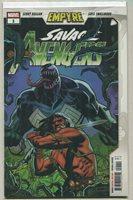 Empyre-Savage Avengers #1 NM Marvel Comics CBX14A