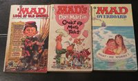 1960s-70s LOT OF 3 MAD COMICS DIGEST SIGNET AND WARNER PUBLICATIONS LOT 49