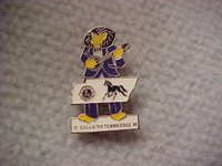 Lions Club Pin Tennessee 1981 Gallatin