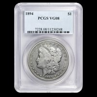 1894 Morgan Dollar VG-8 PCGS - SKU#12036