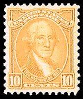 U.S. Postage Stamp Number 715 Used