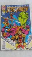 Justice League Task Force #22 April 1995 DC Comics Priest Velluto Albrecht