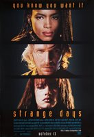 Strange Days 1995 U.S. One Sheet Poster