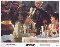 ARTHUR Original Lobby Card 8 Dudley Moore Liza Minnelli