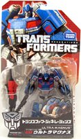 Transformers Generations 6 Inch Action Figure Japanese Series - Fall Of Cybertron Ultra Magnus TG11