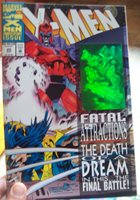 1993 X - Men Issue American 'Anniversary Issue' Con Gorgeous Hologram