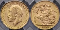 Great Britain, 1911 Sovereign