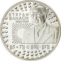 Coin, Poland, 10 Zlotych, 2012, Warsaw, MS(65-70), Silver, KM:818