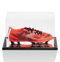 0a35664dbf9 Gareth Bale Signed Adidas F50 Adizero FG Boot - In Acrylic Display Case - Autographed  Soccer Cleats